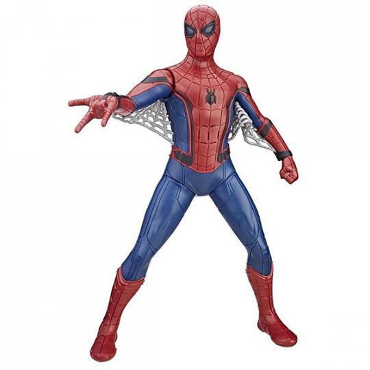 Spider-Man B9691 Фигурка Человека-паука со световыми и звуковыми эффектами