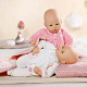 Zapf Creation Baby Annabell 792-940 Бэби Аннабель Комбинезоны, 2 асс., веш.