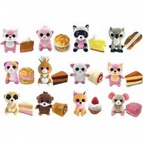 Sweet pups 1712006 Игрушка-трансформер Wild cakes 11 см. (в ассортименте)