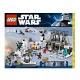 Lego Star Wars 7879 Лего Звездные войны База Эхо на планете Хот