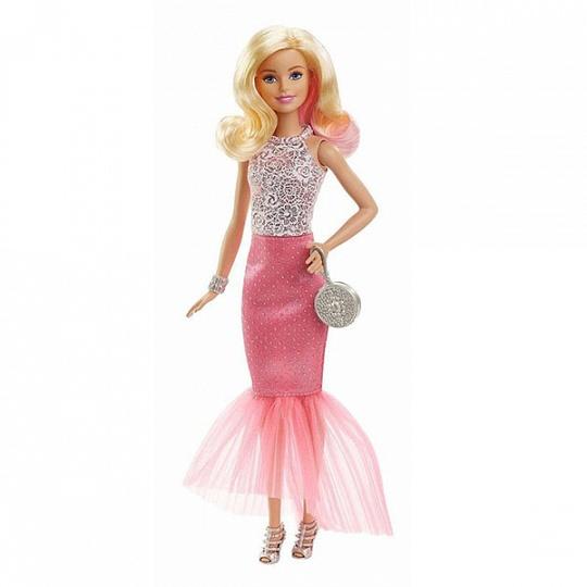 Barbie Кукла в вечернем платье-трансформере
