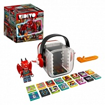 LEGO VIDIYO 43109 Конструктор ЛЕГО Битбокс Дракона-Металлиста