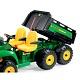 Детский электромобиль Peg-Perego OD0521 JD GATOR HPX 6*4