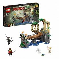 Lego Ninjago 70608 Лего Ниндзяго Битва Гармадона и Мастера Ву