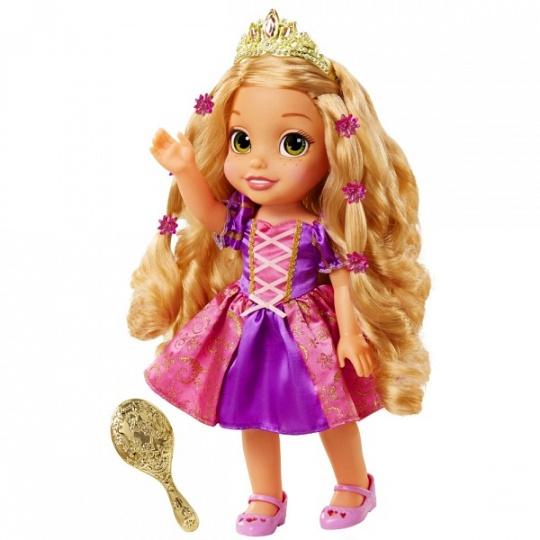 Купить Disney Princess 759440 Принцессы Дисней Рапунцель со светящимися волосами