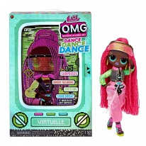 L.O.L. Surprise 117865 Кукла OMG Dance Doll- Virtuelle