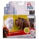 Secret Life of Pets 72816 Тайная жизнь домашних животных Виниловые фигурки 2 шт (в ассортименте)