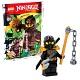 Lego Ninjago 891503 Лего Ниндзяго Коул