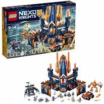 Lego Nexo Knights 70357 Лего Нексо Королевский замок Найтон
