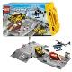 Lego Racers 8196 Лего Гонки Прыжок через вертолёт