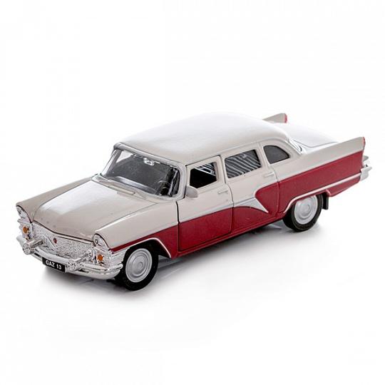Купить Welly 42382 модель машины 1:34-39 GAZ 13 ЧАЙКА