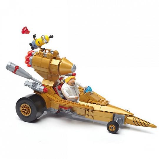 Mega Bloks FDX84 Гадкий Я: машина Дрю