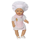 Zapf Creation Baby born® 811-733 Бэби Борн Одежда Шеф-повар (в ассортименте)