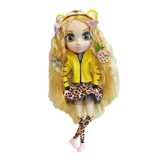 Купить Shibajuku Girls HUN2307 Кукла Коэ, 33 см