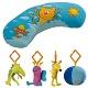 Развивающий коврик Taf Toys 10835 Таф Тойс 3 в 1