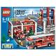 Lego City 7208 Лего Город Пожарное депо