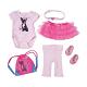 Zapf Creation Baby born 818-039 Бэби Борн Одежда Балерина