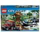 Lego City 60071 Лего Город Полицейский корабль на воздушной подушке