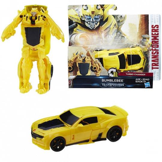 Transformers C0884/C1311 Трансформеры 5: Уан-степ Бамблби