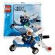 Lego City 30018 Лего Город Полицейский самолёт