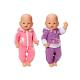 Zapf Creation Baby born 818-107 Бэби Борн Одежда для спорта, в ассортименте