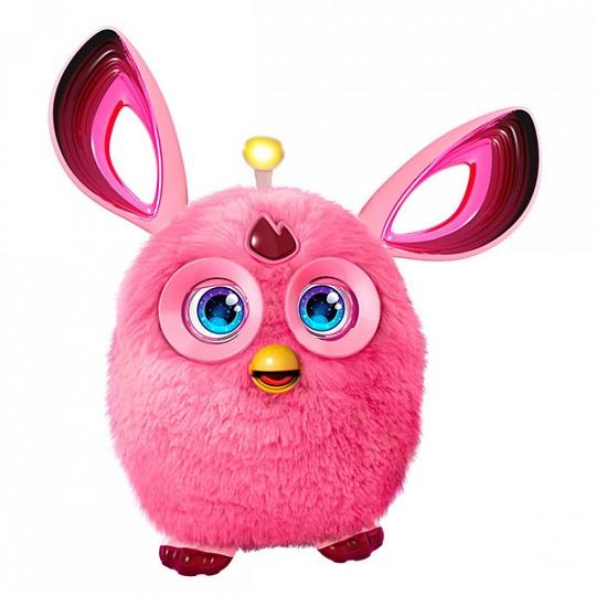 Furby Ярко розовый