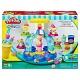 "Play-Doh B0306 Игровой набор пластилина ""Фабрика мороженого"""