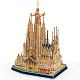 Cubic Fun MC153h Кубик Фан Храм святого семейства (Испания)
