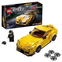 LEGO Speed Champions 76901 Конструктор ЛЕГО Чемпионс Toyota GR Supra