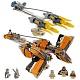 Lego Star Wars 7962 Лего Звездные войны Гоночные капсулы Анакина и Себулбы