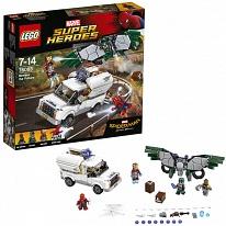 Lego Super Heroes 76083 Лего Супер Герои Берегись Стервятника